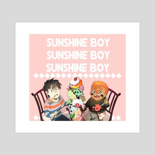 Sunshine Boy by Lee Tran
