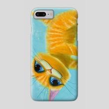 joy - Phone Case by Kristian Leov