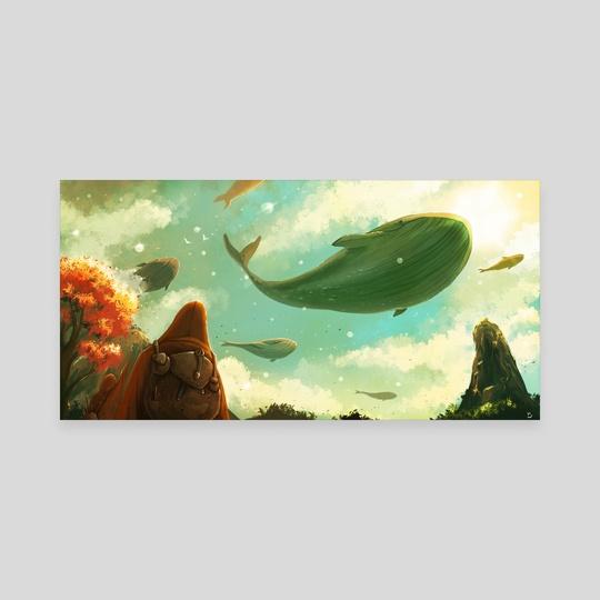 The Ocean Sky by Desmond Wong
