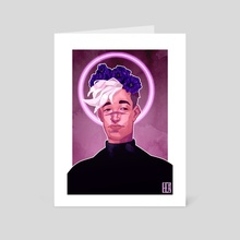LEADER - Art Card by hex