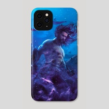 Aquaman - Phone Case by Marischa  Fanarts