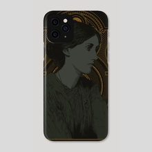Virginia Woolf - Phone Case by Hafaell Pereira