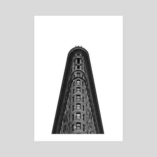 Flatiron Building 2016 by Edi Chen