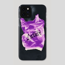 Don't trash our future - Phone Case by Visuals Artwork