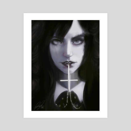 Priest's Daughter by Jesse Johnson