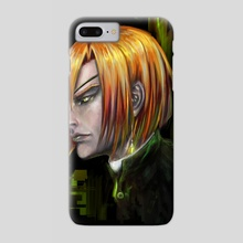Lex Portrait - Phone Case by Anastasia Su