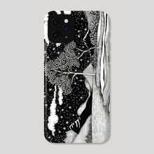 Waterton  - Phone Case by Sandra  Shugart