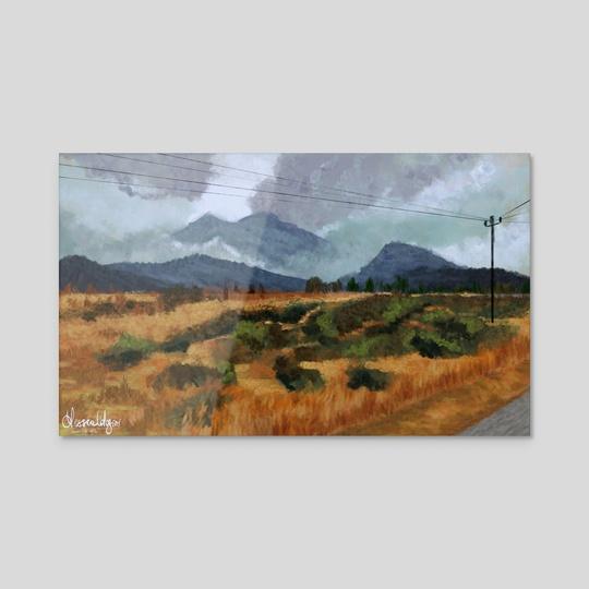 Landscape #5 by Alessia Colognesi