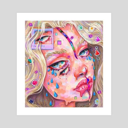 Glitch  by Jane Koluga