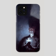 The Breaking of Father Callahan - Phone Case by David Palumbo