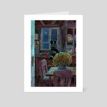 Umbreon - Art Card by Arina Korczynski