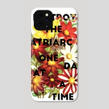 Destroy  - Phone Case by Alesia Fisher