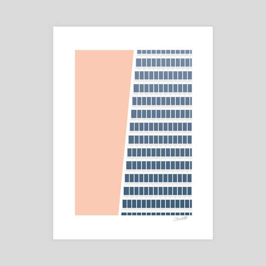 Transamerica Pyramid, 3 by Chris Cerrato