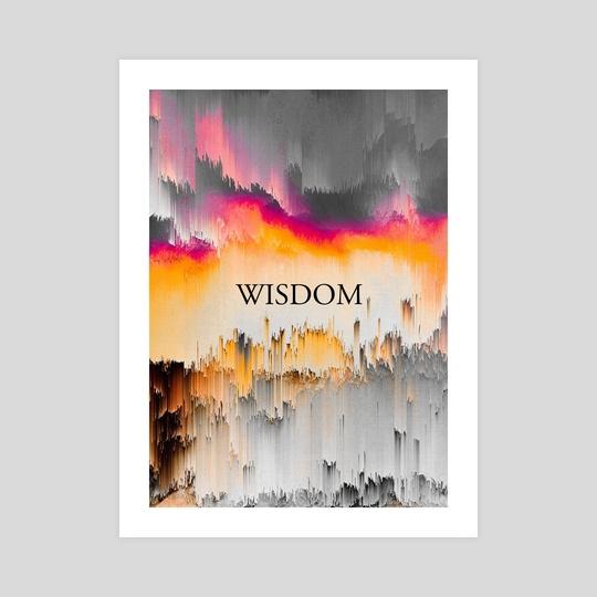 Wisdom by 1X NewArt