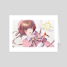 Sakura - Art Card by Lydia Baek