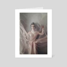 Delicate - Art Card by Jovana Rikalo
