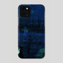 STP Screen Transfer Process - 208 - Guardians of Sky 4 - Phone Case by Wetdryvac WDV