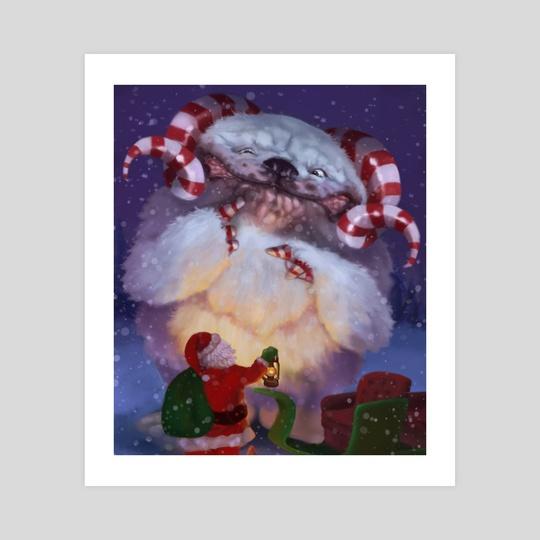 Christmas Beast by Matt Ramsey