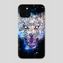 Leopard Artwork - Phone Case by Imagi  Factory