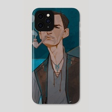 Munroe - Phone Case by Sam Hogg