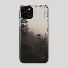 Oregon Coastal Forest - Phone Case by Leah Flores