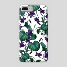 Violets - Phone Case by 83 Oranges