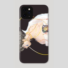 The Whimpering Prince - Phone Case by Feng