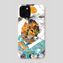 Golden Egg - Phone Case by koyamori