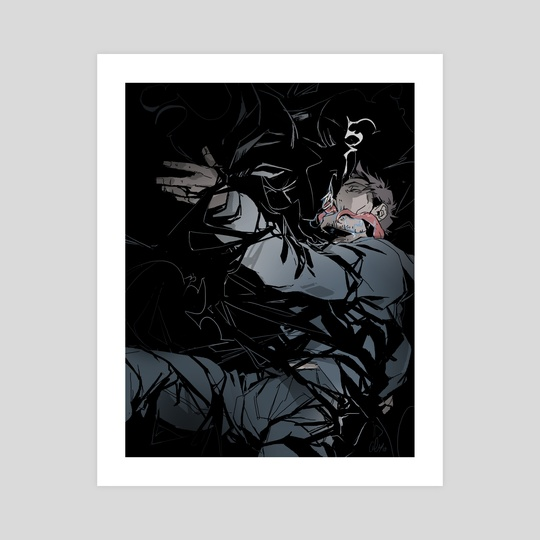 (Venom) You Are Mine by Jayd Ait-Kaci