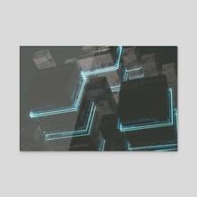 sumperground - Acrylic by drewmadestuff
