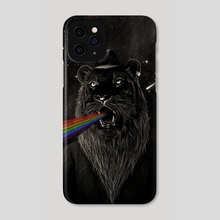 Call of the Wild Night - Phone Case by Nicebleed