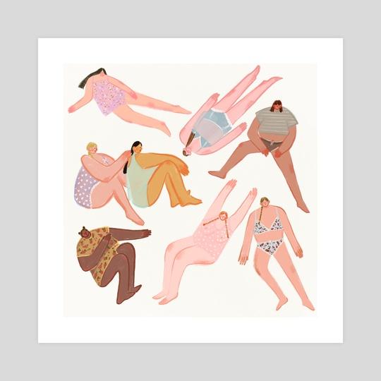 Girls by Rosalyn Yoon