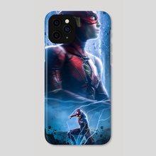 Flash - Phone Case by Athul  M