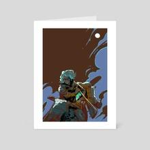 Keeper of Seeds - Art Card by Allison Strejlau