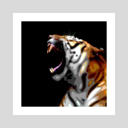 Tiger by TEMO Edji