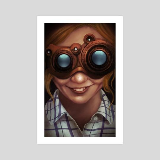 Steampunk VR by David Leahey