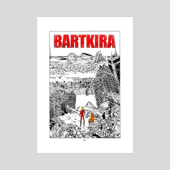 Bartkira by Ricardo Lopez Ortiz