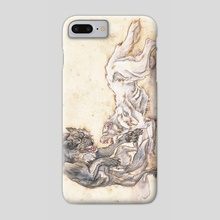 Wolves - Phone Case by Terri Nelson
