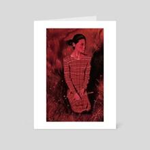 Sat - Art Card by Fatima Montero