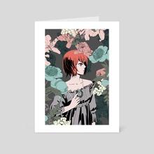Chise - Art Card by Joanna Estep