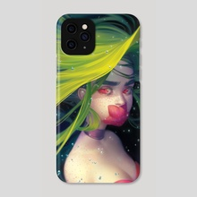 Voiceless Mermaid - Phone Case by Mioree .