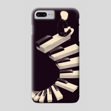 Endless Tune - Phone Case by Matheus Lopes