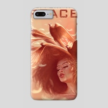 STAND FOR PEACE - Phone Case by Ali Abed