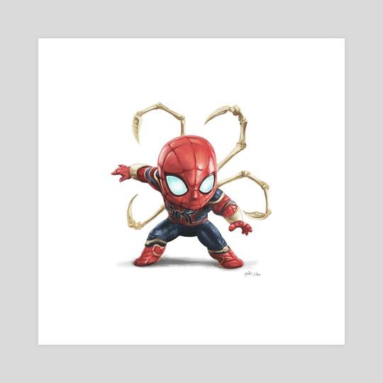 Spider man by Phillip Cullen