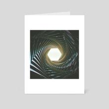 closing up - Art Card by drewmadestuff