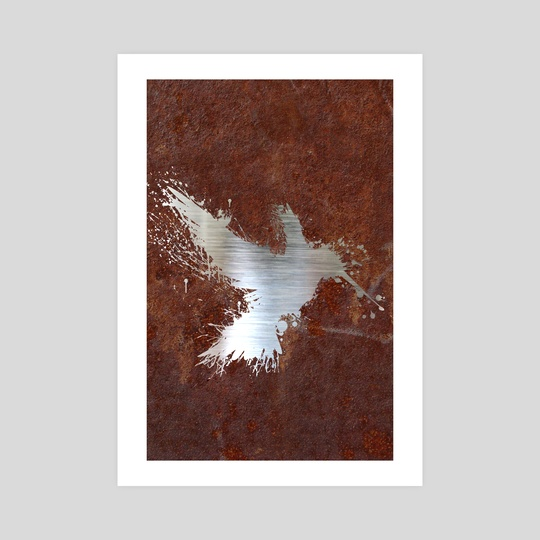 Hummingsplat - Rusty by Alexandre Ibáñez