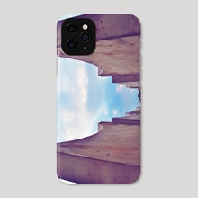 In between - Phone Case by Robbie Edwards