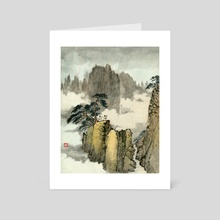 Landscape - 88 - Art Card by River Han