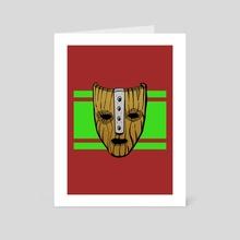 The Mask - Art Card by NeM DG