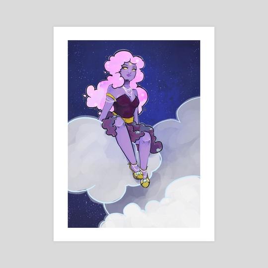 Lumpy Space Princess by Kathy Yang